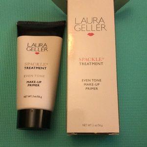 Laura Gellar spackle face primer